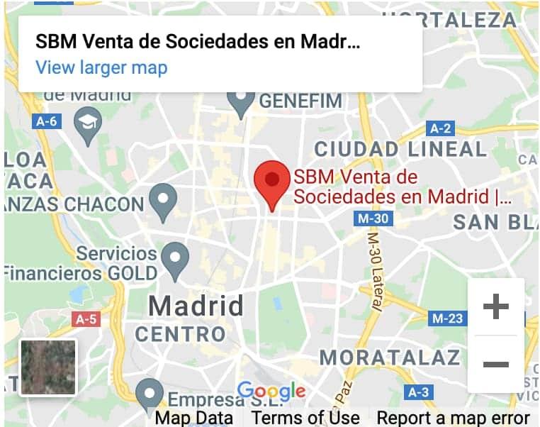 Sbm Madrid